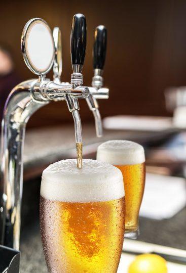 Se tem cerveja, tem inox